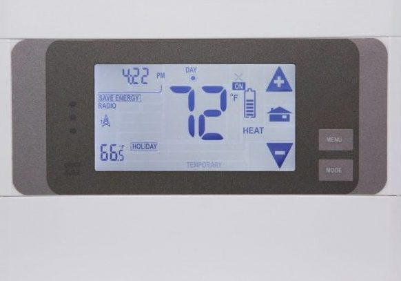 2GIG CT100 Thermostat Intelligent